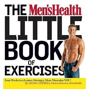MEN'S HEALTH LITTLE BK