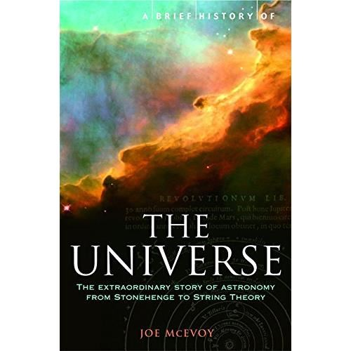 A BRIEF HISTORY OF UNIVERSE