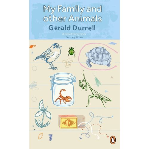 Produs: MY FAMILY AND OTHER ANIMALS (penguin essentials)