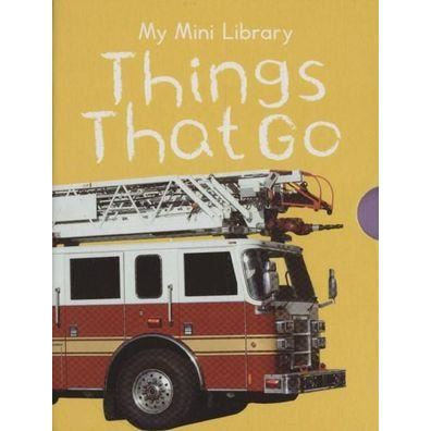 MY MINY LIBRARY: THINGS THAT GO