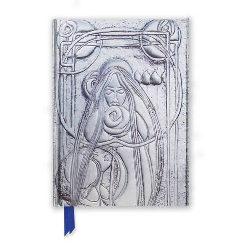 The Dew by Margaret Macdonald Mackintosh (Flame Tree Notebooks)