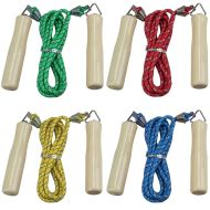 HI QUALITY SPORTS WOOD JUMP ROPE