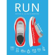 RUN: FOR FUN, 5K, 10K, HALF & MARATHON