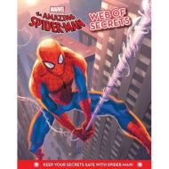 SPIDER-MAN BOOK OF SECRETS (MARVEL SPIDERMAN)