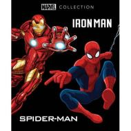 MARVEL COLLECTION: IRONMAN & SPID COMICS