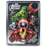 Marvel Avengers Assemble Happy Tin