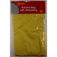 DRAWSTRING BANANA BAG
