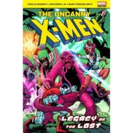 THE UNCANNY X-MEN: LEGACY OF THE LOST [MARVEL POCKET BOOKS]