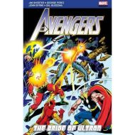 The Bride of Ultron Marvel Pocketbooks