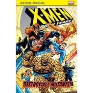 Destroy All Mutants (Marvel Pocketbooks) Paperback – March 1, 2012 by John Byrne  (Author)
