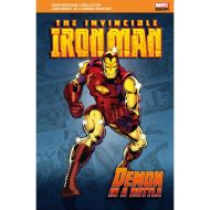 The Invincible Iron Man: Demon In A Bottle [Marvel Comics Pocketbooks]