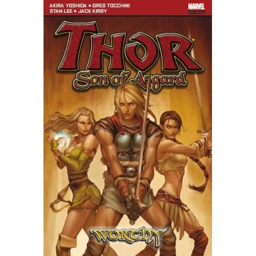 Thor - Son of Asgard: Worthy [Marvel Comics Pocketbooks]