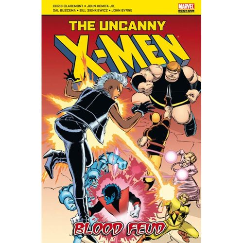 The Uncanny X-Men: Blood Feud [Marvel Comics Pocketbooks]