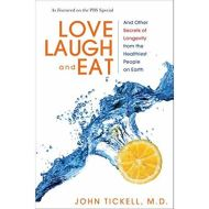 LOVE, LAUGH AND EAT