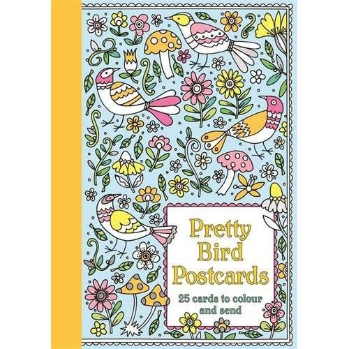 POSTCARDS: PRETTY BIRD