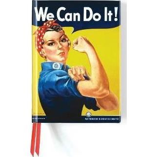 WE CAN DO IT (Flame Tree Notebooks)