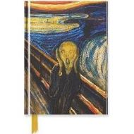 Munch: The Scream Foiled Pocket Journal (Flame Tree Notebooks)