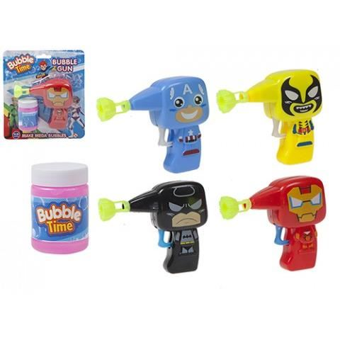 HERO FRICTION BUBBLE GUN