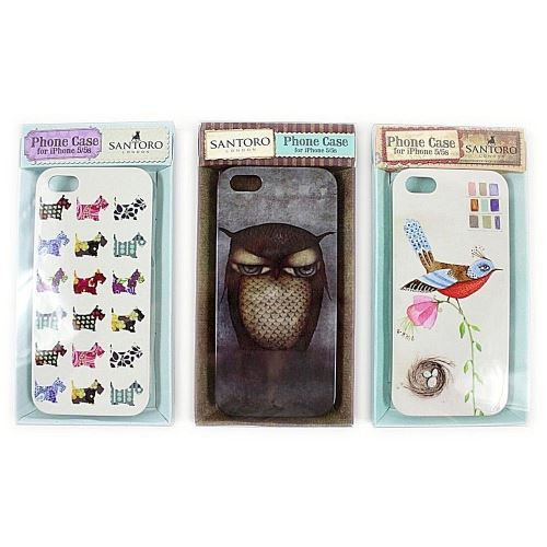 SANTORO IPHONE 5/5 S CASE