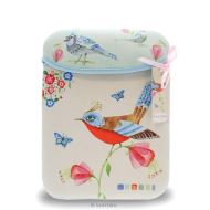 SANTORO WATERCOLOR BIRDS I PAD PROTECTIVE SLEEVE CASE