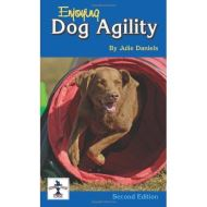 ENJOYING DOG AGILITY