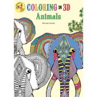 COLORING IN 3D: ANIMALS