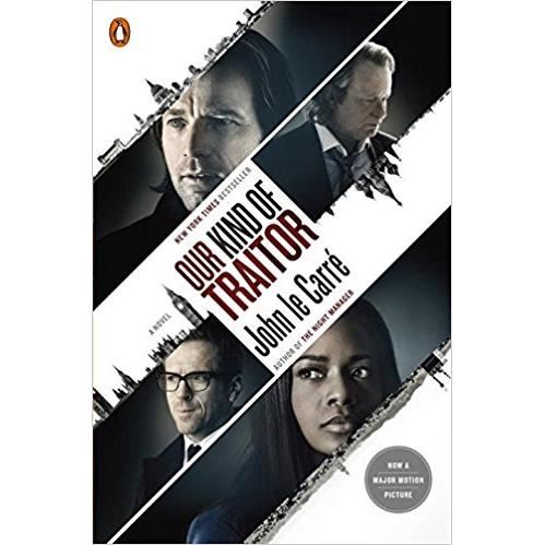OUR KIND OF TRAITOR by John le Carré (penguin essentials)