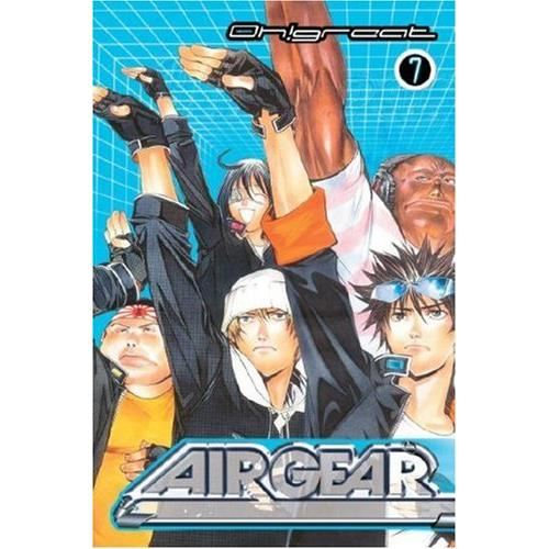 AIR GEAR VOL 7 (MANGA)