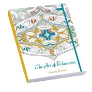 ART OF RELAXATION COLORING JOURNAL