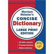 MERRIAM-WEBSTER`S CONCISE DICTIONARY