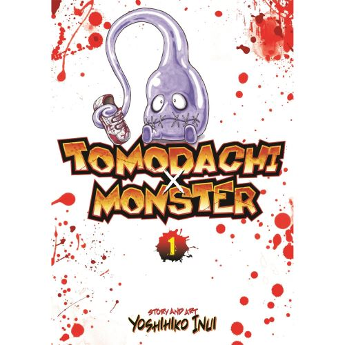 TOMODACHI x MONSTER V.1 (MANGA)