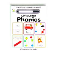 WIPE CLEAN: Phonics (Activity Book)