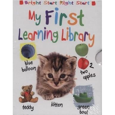 SLIPCASE: MY FIRST LEARNING LIBRARY