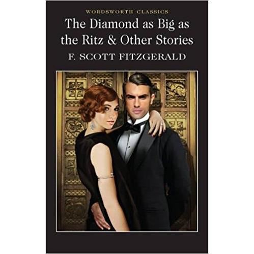 DIAMOND AS BIG AS RITZ by F. Scott Fitzgerald