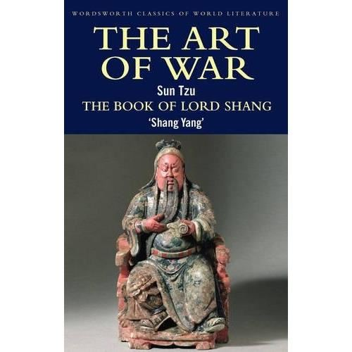 THE ART OF WAR & THE BOOK OF LORD SHANG