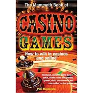 MAMMOTH BOOK OF CASINO GAMES by Paul Mendelson