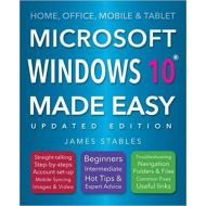 STABLES\WINDOWS 10 MADE EASY by James Stables