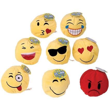 10CM PLUSH ICONS MOOD BALLS
