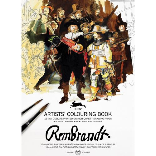 REMBRANDT: ARTISTS' COLOURING