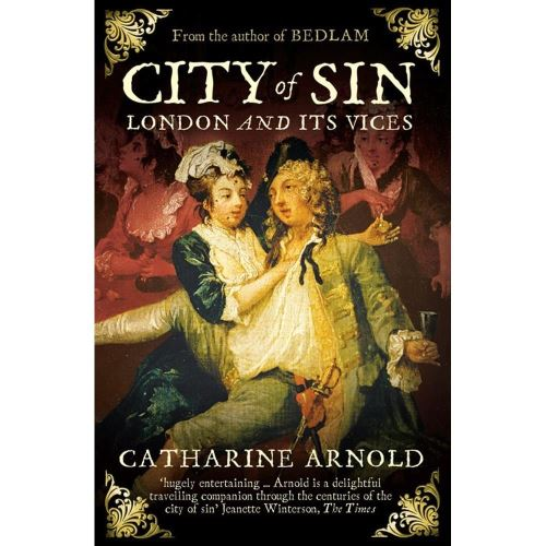 ARNOLD: CITY OF SIN- LONDON
