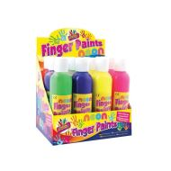 NEON FINGER PAINTS 200ML