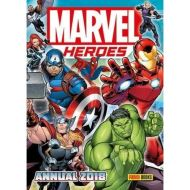 MARVEL HEROES ANUAL 2018