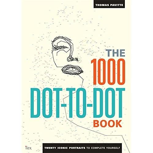 THE 1000 DOT TO DOT BOOK: ICONS
