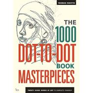 THE 1000 DOT TO DOT BOOK: MASTERPIECES