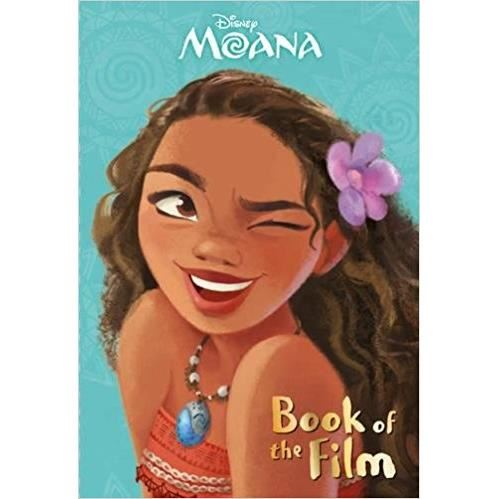 Disney Moana Book of the Film by Parragon Books Ltd