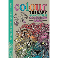 COLOUR THERAPY: AN ANTISTRESS COLOURING BOOK