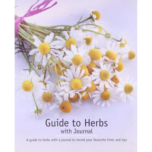 GUIDE TO HERBS WITH JOURNAL