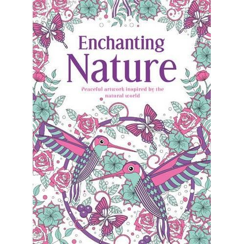 ENCHANTING NATURE COLOURING