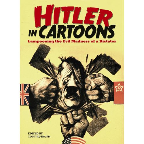 HITLER IN CARTOONS