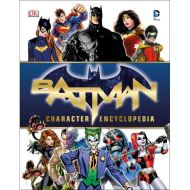 MARVEL: BATMAN CHARACTER ENCYCLOPEDIA